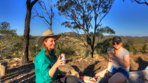 Wine and cheese Outback Queensland what to do in Roma guided tours